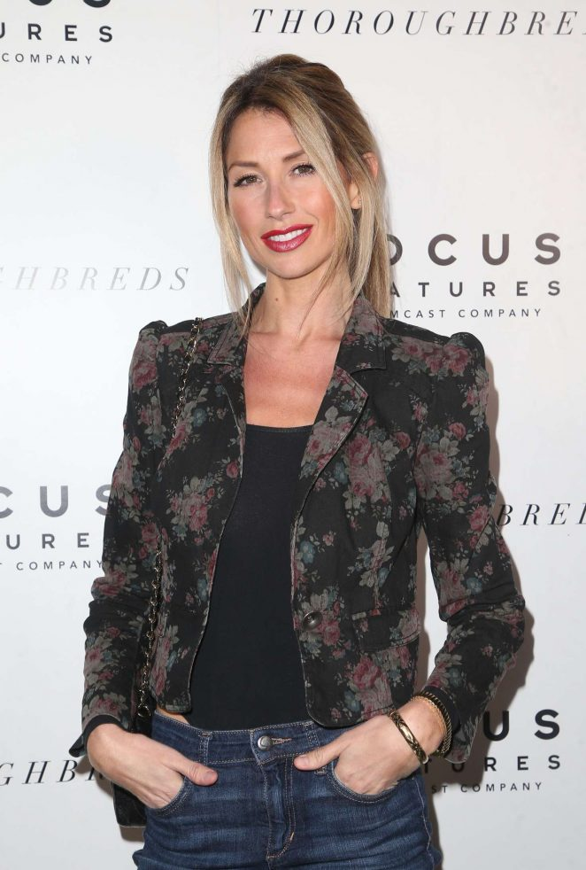 Cameran Eubanks - 'Thoroughbreds' Premiere in West Hollywood