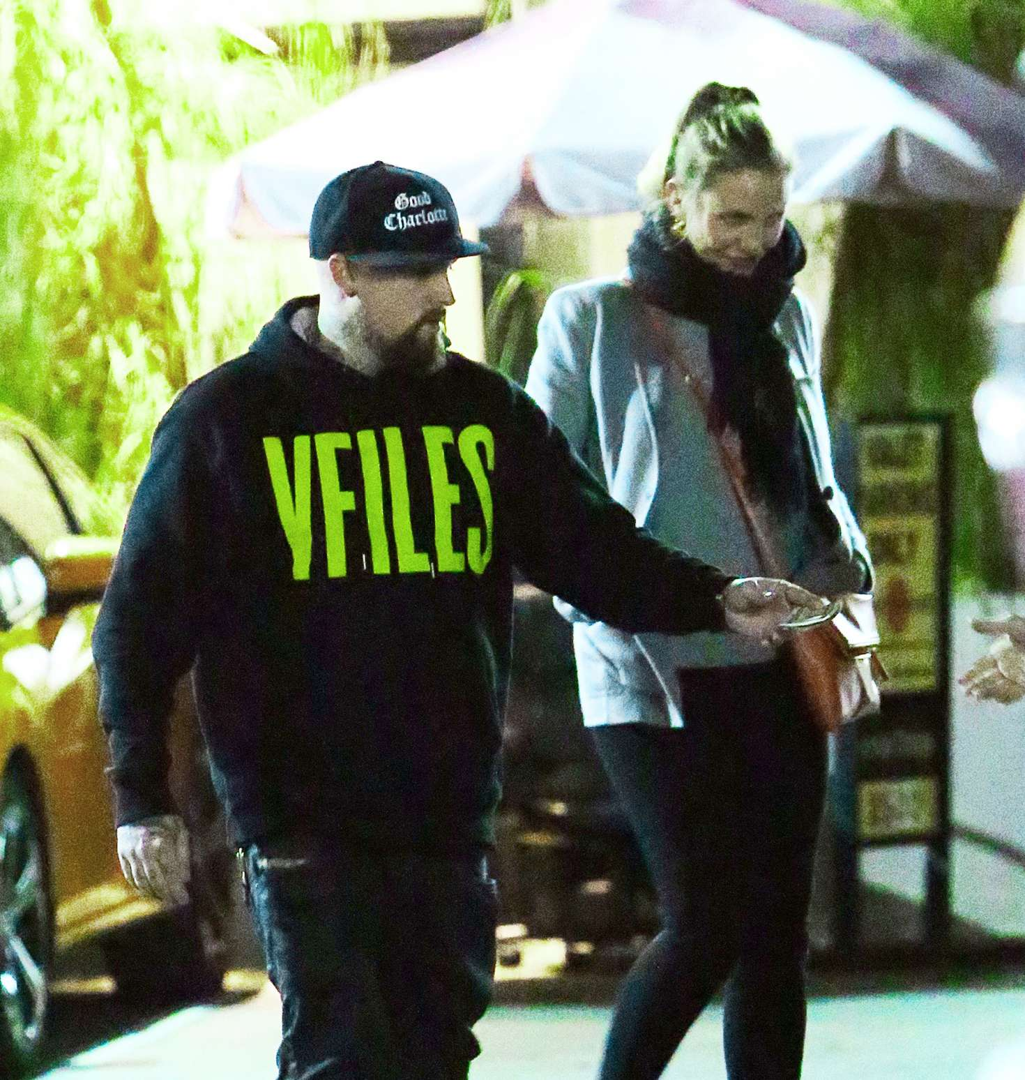 Cameron Diaz and husband Benji Madden on dinner date in ...Cameron Diaz Husband