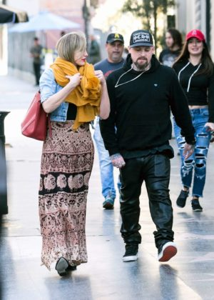 Cameron Diaz – Heading to see Hamilton with her husband in ...Cameron Diaz Husband 2017