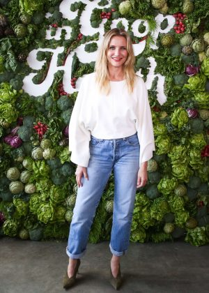 Cameron Diaz - 'In Goop Health' Event in Los Angeles