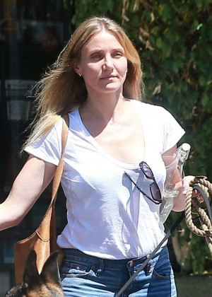 Cameron Diaz - Leaving Hope and Wellness Foundation