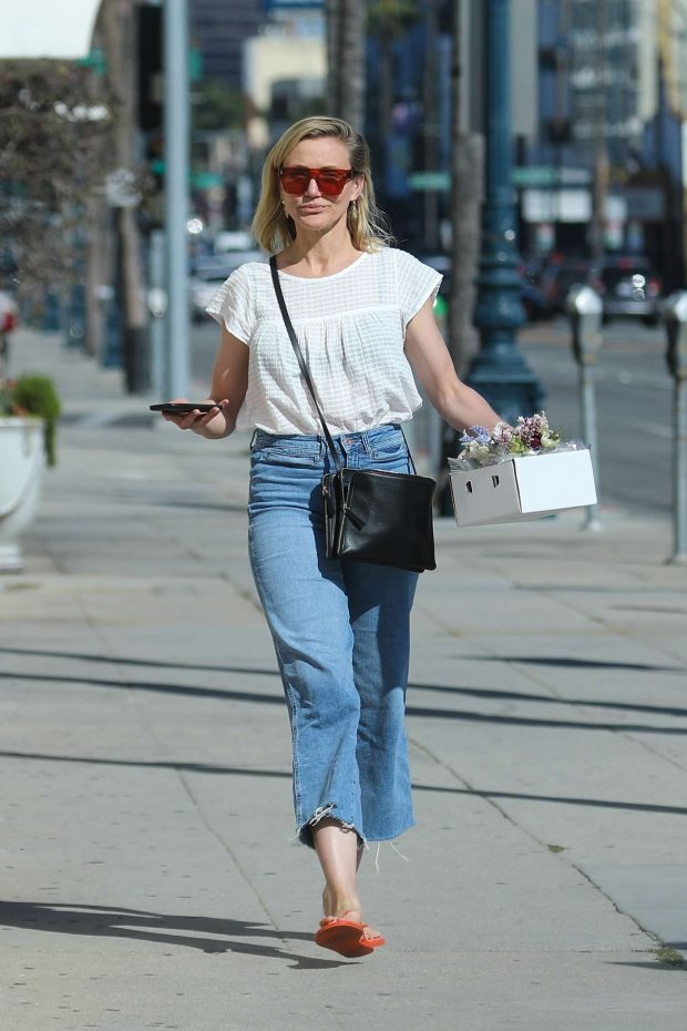 Cameron Diaz - Out in Los Angeles