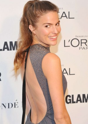 Cameron Russell - 2015 Glamour Women Of The Year Awards in NYC
