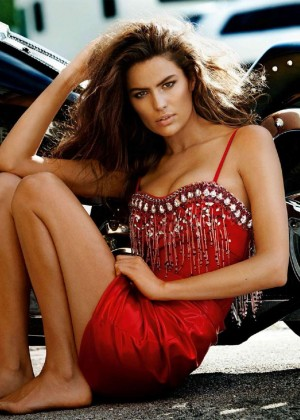 Cameron Russell: Supermodel US 2015 -13