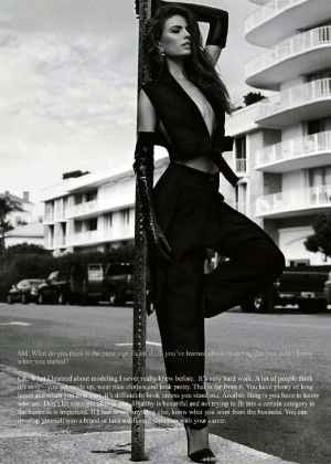 Cameron Russell: Supermodel US 2015 -17