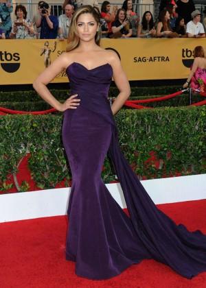 Camila Alves - 2015 Screen Actors Guild Awards in LA