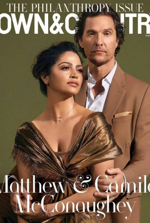 Camila Alves for Town and Country (Summer 2020)