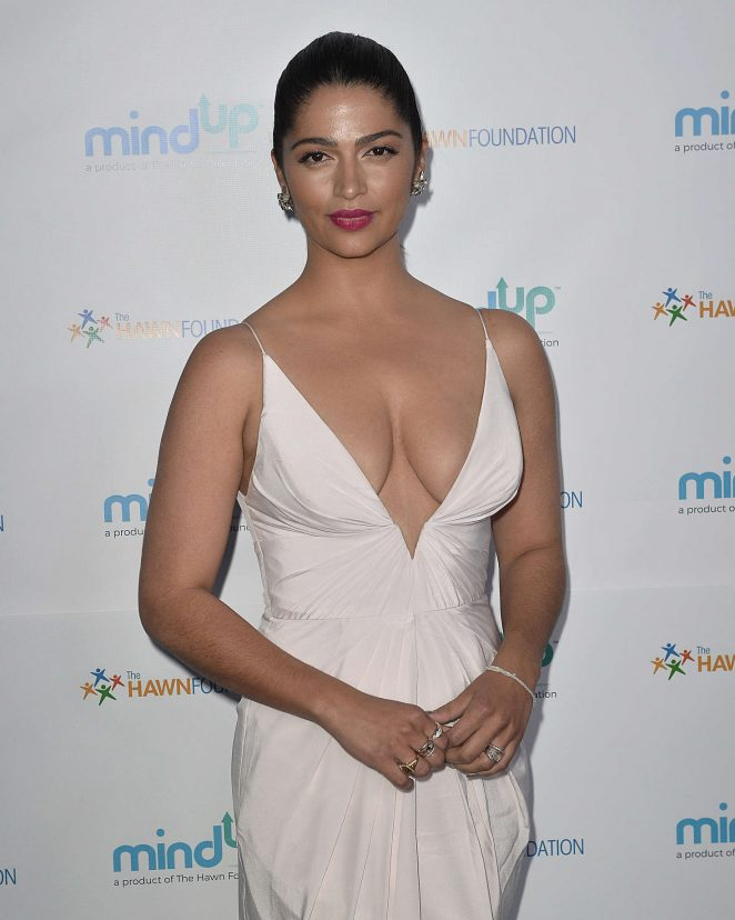 Camila Alves - Goldie's Love In For Kids' Event 2016 in Beverly Hills