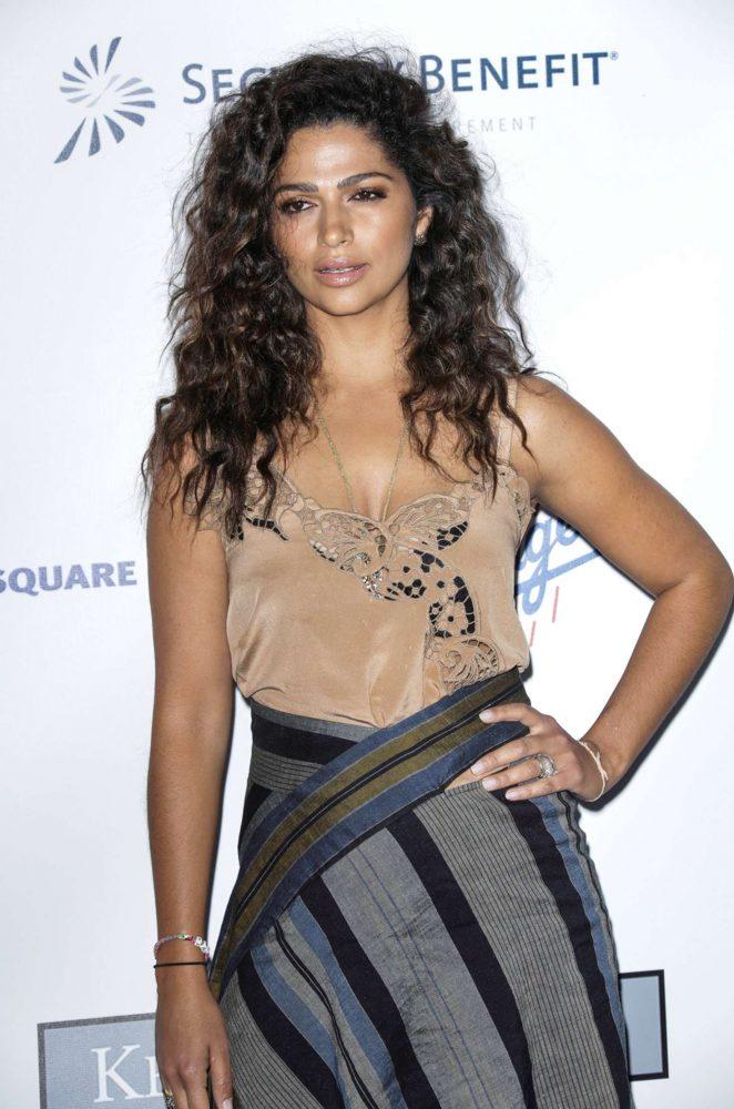 Camila Alves - LA Dodgers Foundation Blue Diamond Gala in Los Angeles