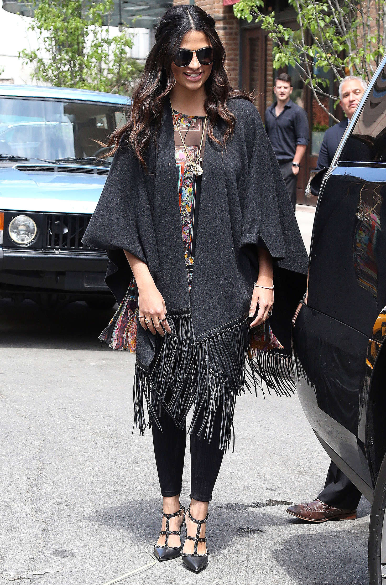 Camila Alves 2016 : Camila Alves out and about in New York City -01
