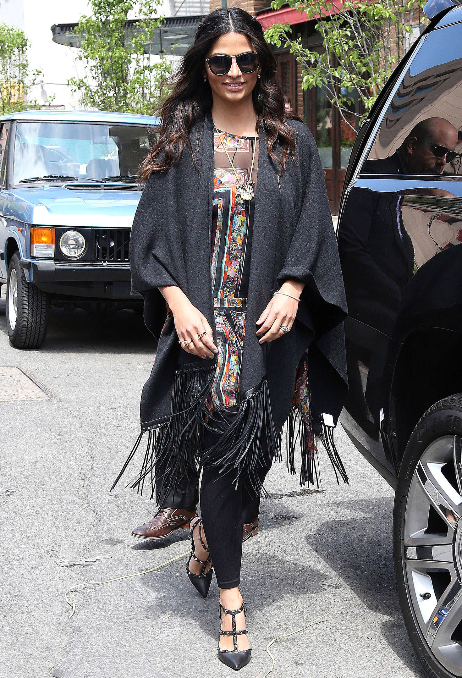 Camila Alves 2016 : Camila Alves out and about in New York City -04