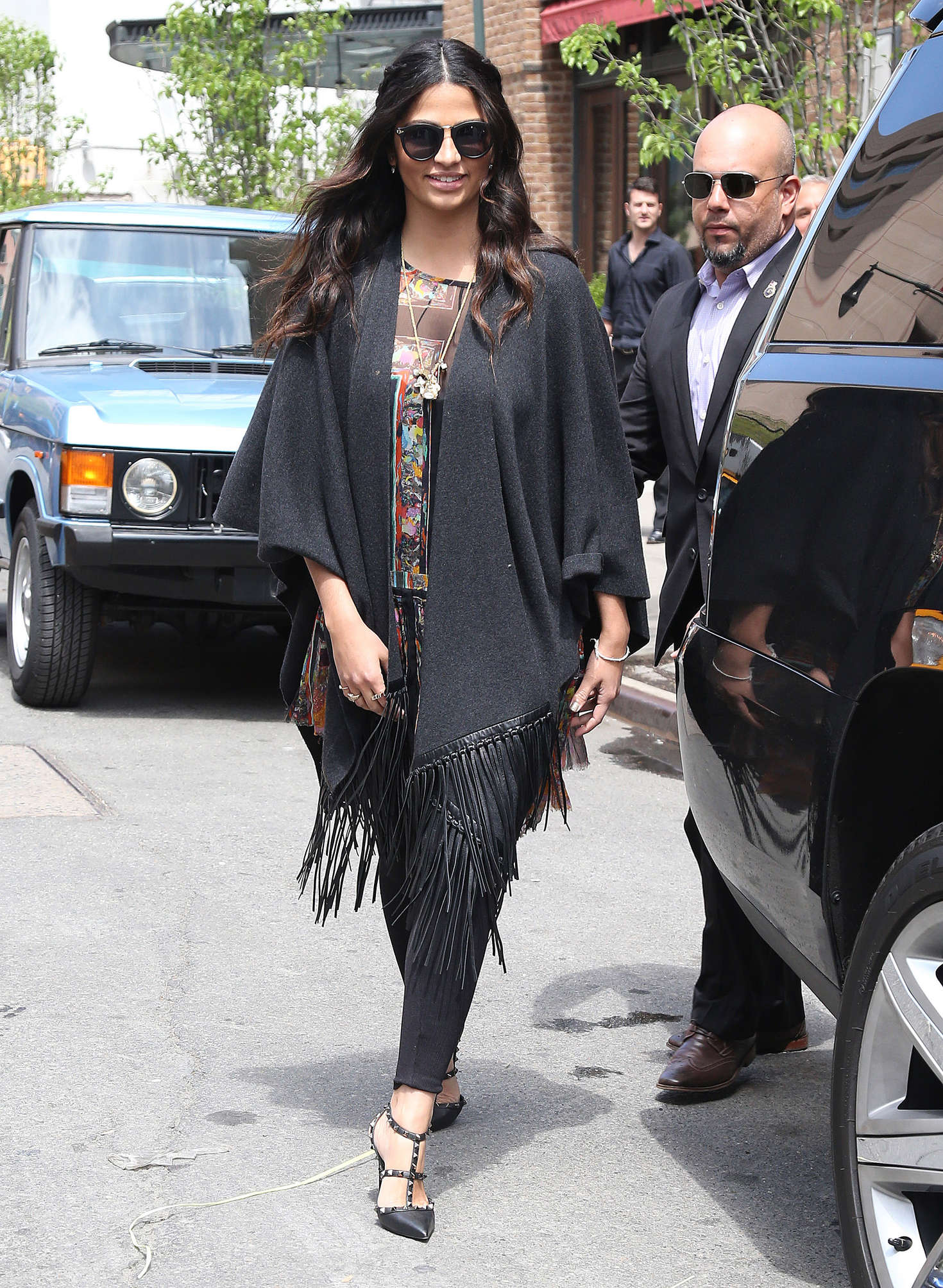 Camila Alves 2016 : Camila Alves out and about in New York City -06