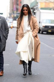 Camila Alves - Out in New Jersey