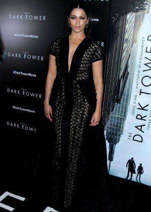 Camila Alves - 'The Dark Tower' Premiere in New York