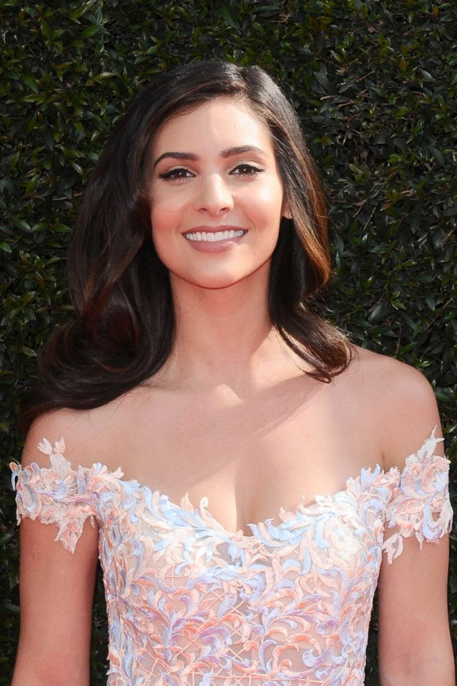 Camila Banus - 2018 Daytime Emmy Awards in Pasadena