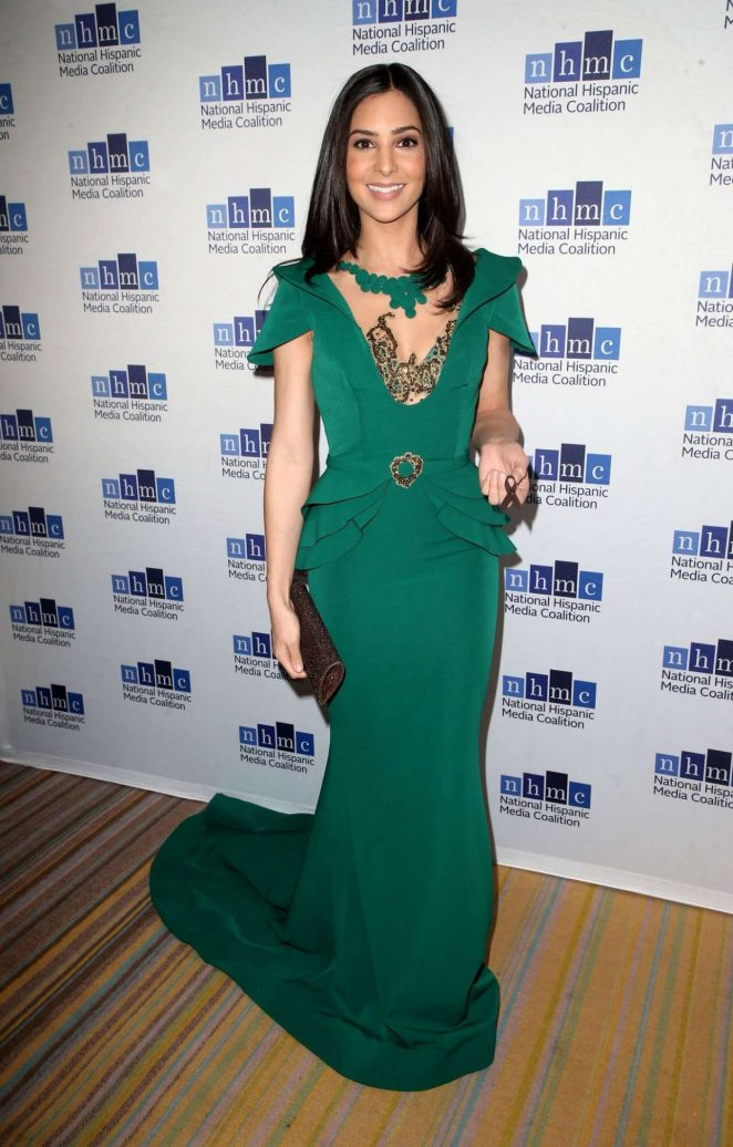 Camila Banus - 2018 National Hispanic Media Coalition Impact Awards in LA