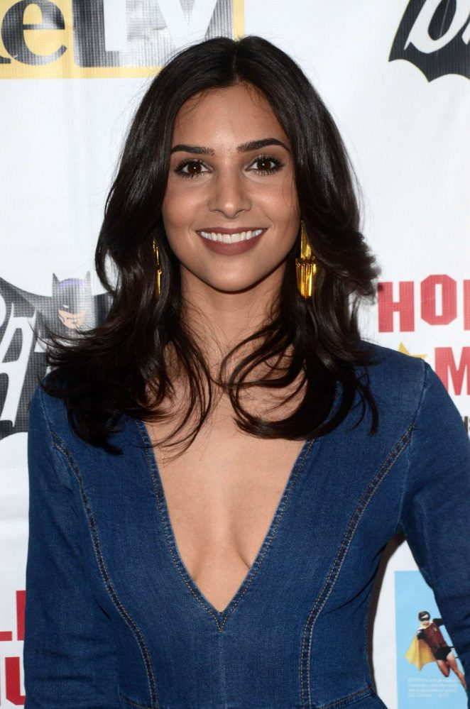 Camila Banus - 66 Retrospective and Batman Exhibit Opening Night in LA