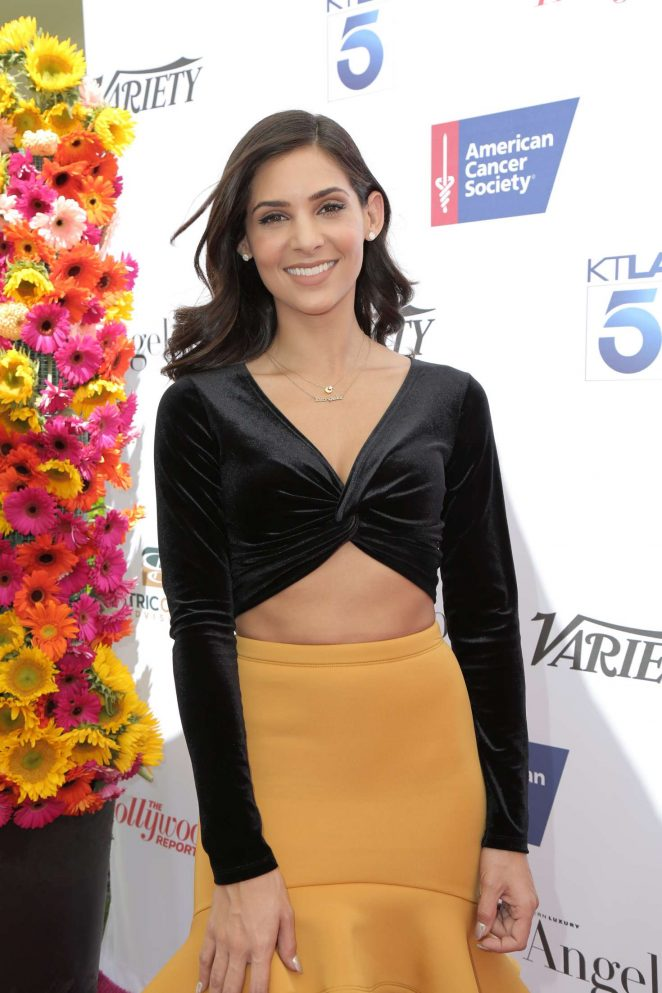 Camila Banus - ACS's California Spirit 33 Gourmet Garden Party in Culver City