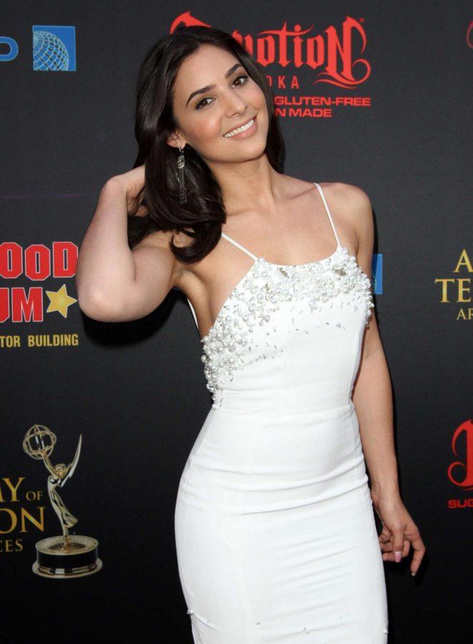 Camila Banus - Daytime Emmy Awards Nominee Reception in LA