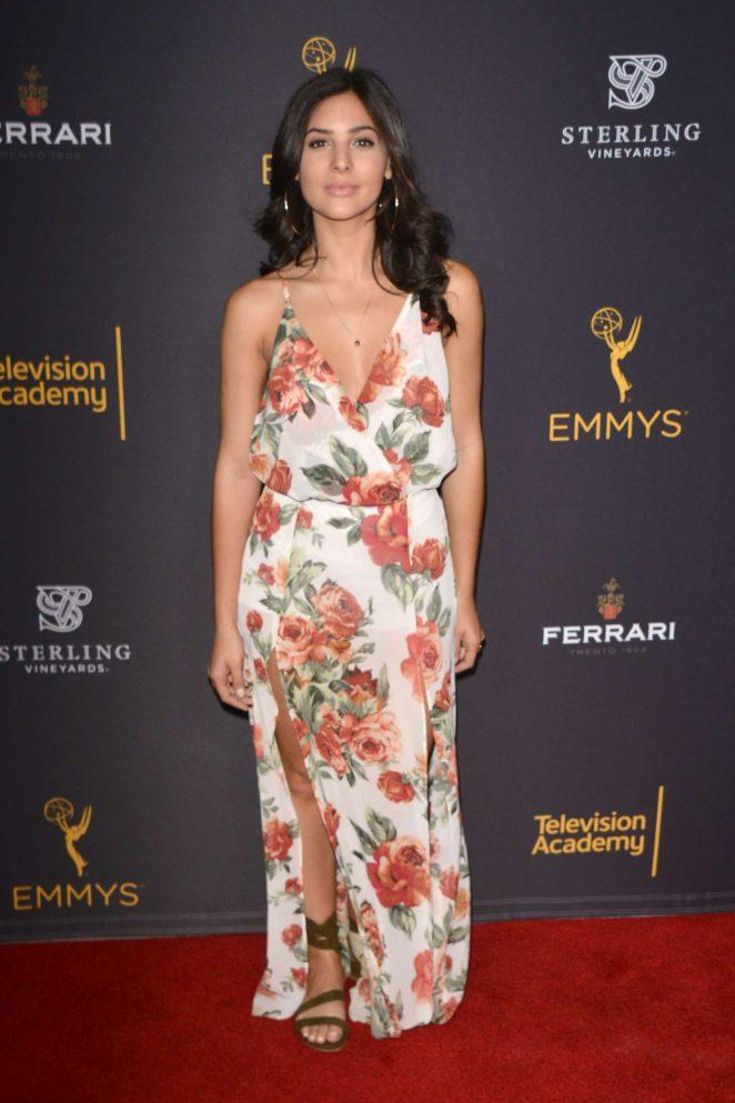 Camila Banus - Daytime Television Celebrate Emmy Awards Season in Hollywood