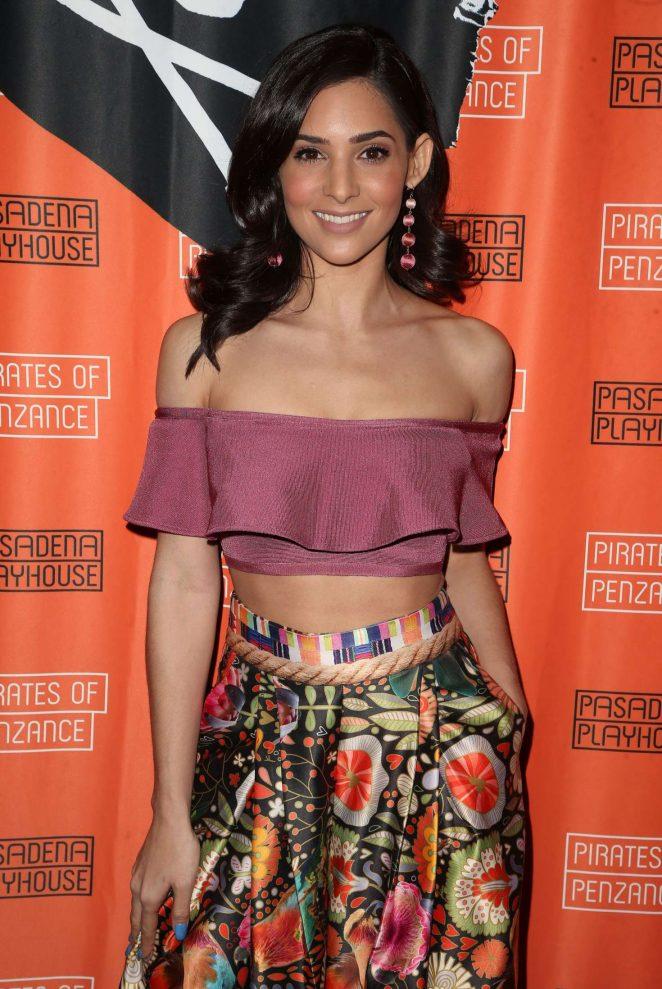 Camila Banus - Opening Night of Gilbert and Sullivan's 'Pirates of Penzance' in LA