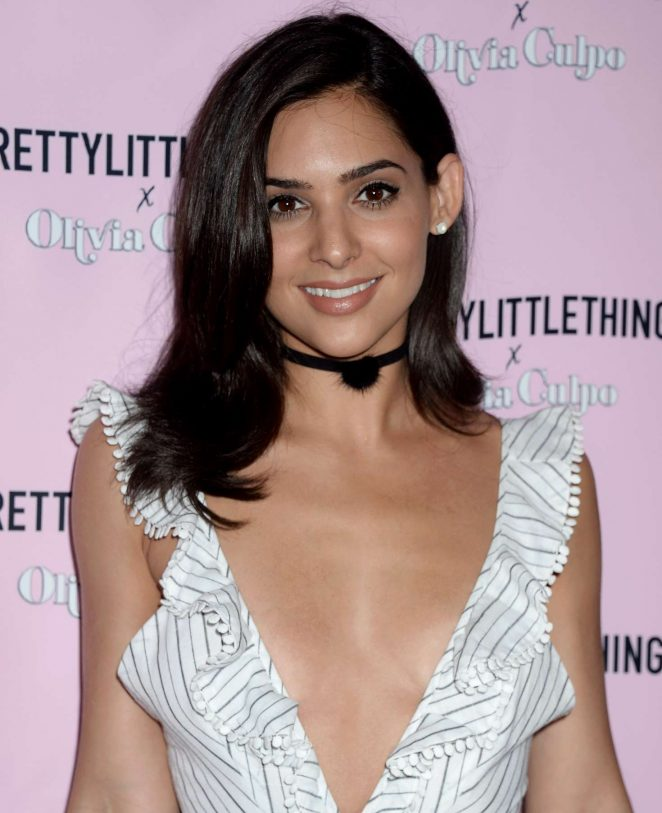 Camila Banus - The Prettylittlething x Olivia Culpo Launch in Hollywood