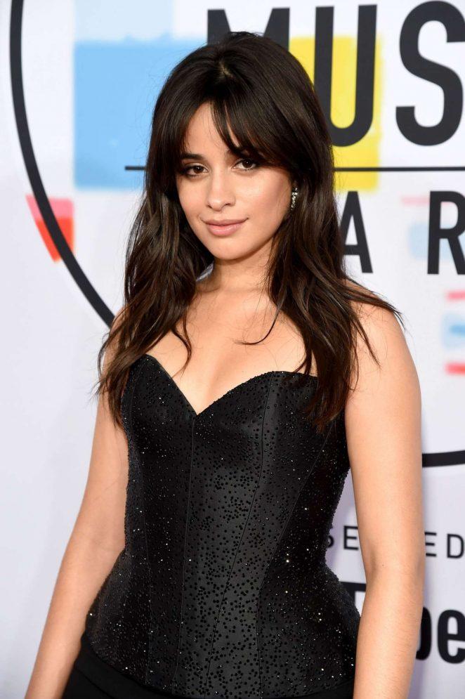 Camila Cabello - 2018 American Music Awards in Los Angeles