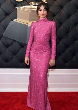 Camila Cabello - 2019 Grammy Awards in Los Angeles