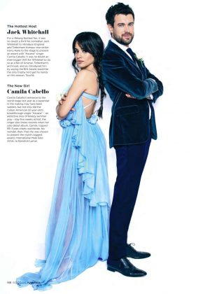 Camila Cabello and Jack Whitehall for GQ UK Magazine (May 2018)