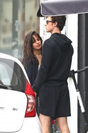 Camila Cabello and Shawn Mendes - Out in West Hollywood