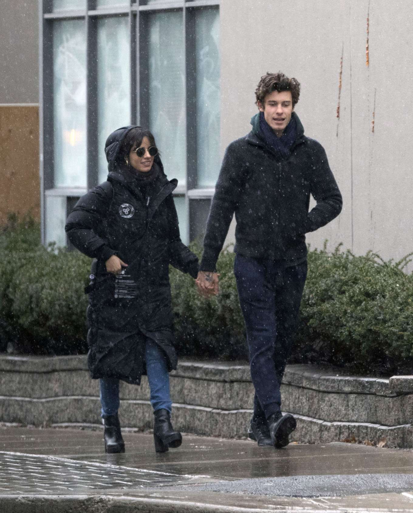 Camila Cabello And Shawn Mendes Out On New Years Day In Toronto 06 Gotceleb