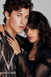 Camila Cabello and Shawn Mendes - V Magazine 2019