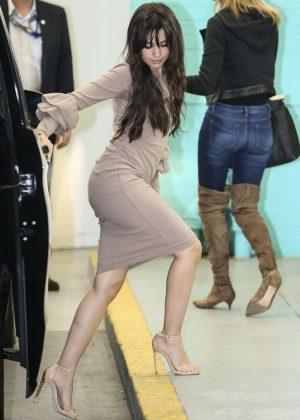 Camila Cabello - Arrives at ITV Studios in London