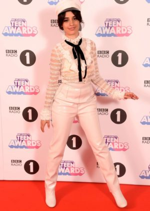 Camila Cabello - BBC Radio 1 Teen Awards 2017 in London