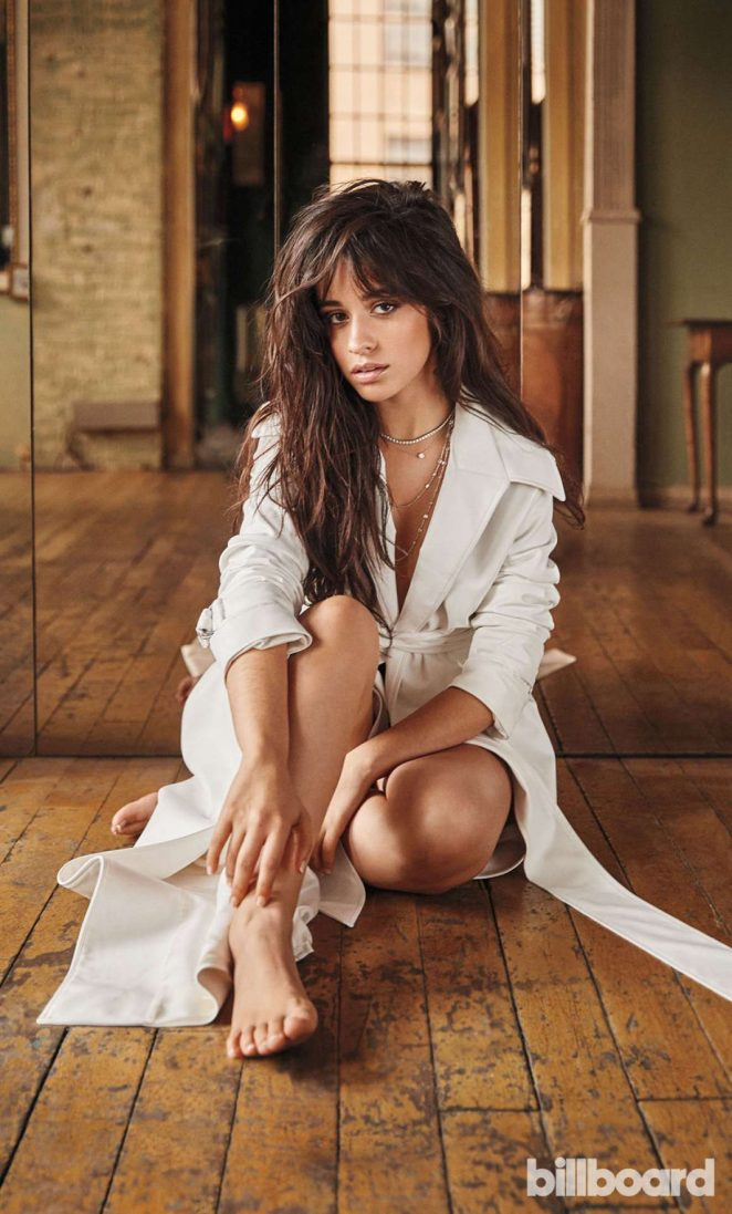 Camila Cabello by David Needleman Photoshoot for Billboard US 2018