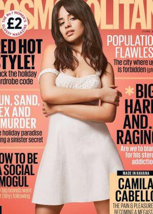 Camila Cabello - Cosmopolitan UK Cover Magazine (June 2018)