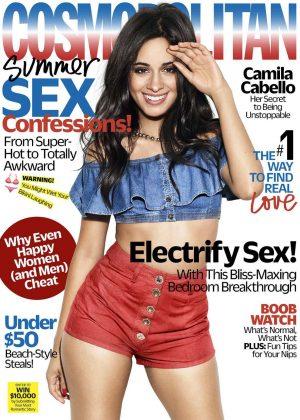 Camila Cabello - Cosmopolitan US Magazine (July 2018)