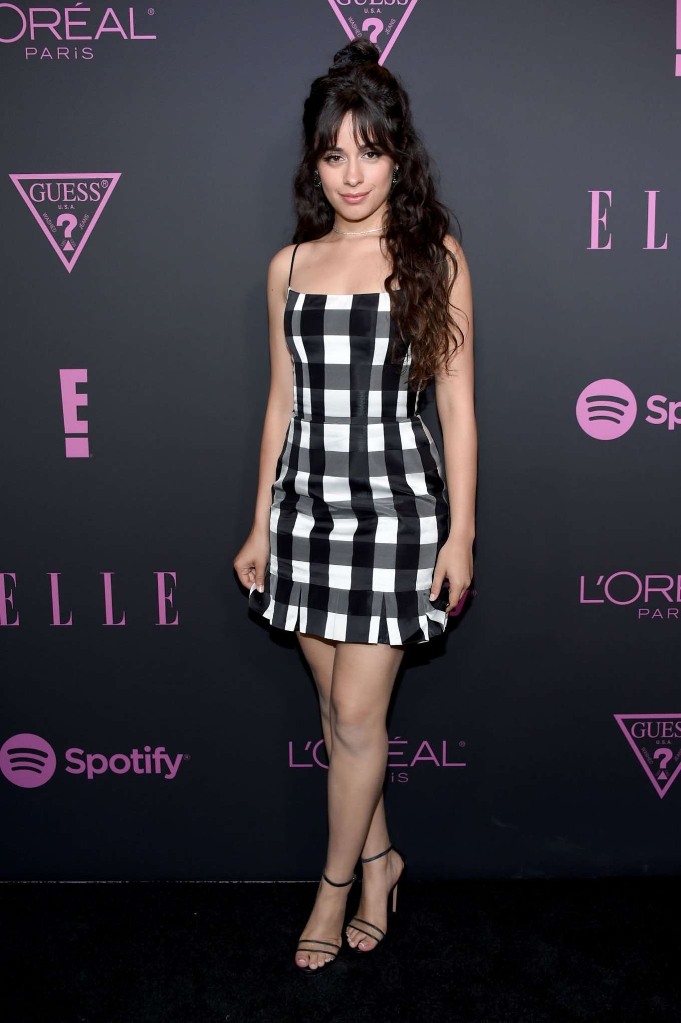 Camila Cabello - ELLE, Women in Music presented by Spotify in NYC
