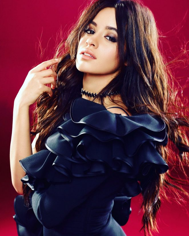 Camila Cabello for Latina Magazine (March/April 2017)