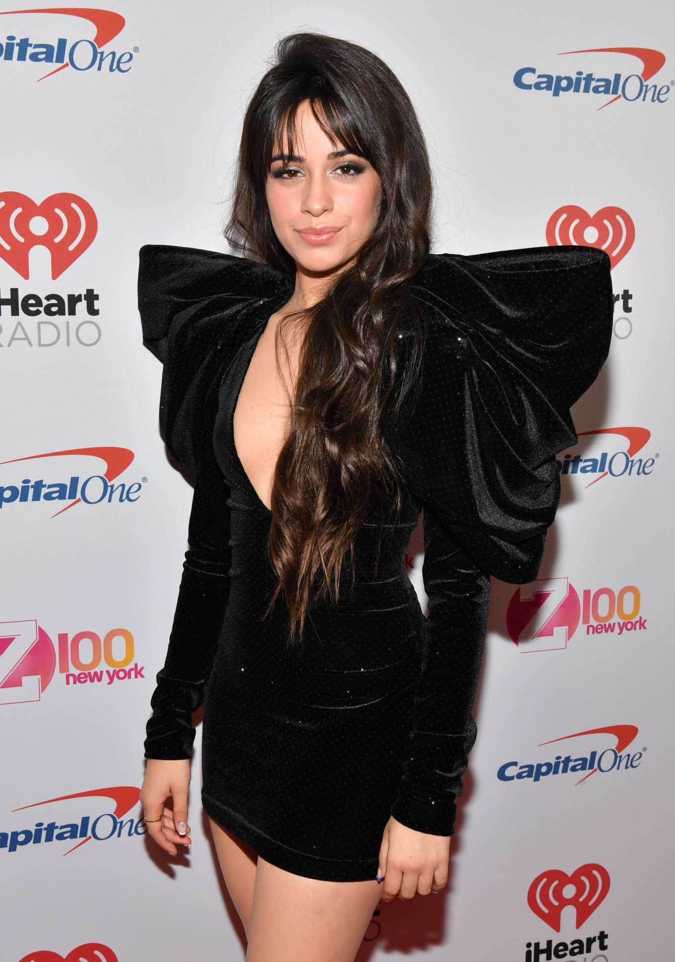 Camila Cabello - iHeartRadio's Z100 Jingle Ball 2019 in New York