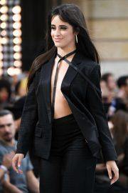 Camila Cabello - 'Le Defile L'Oreal Paris' Show at Paris Fashion Week