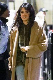 Camila Cabello - Leaving Jingle Ball in Inglewood