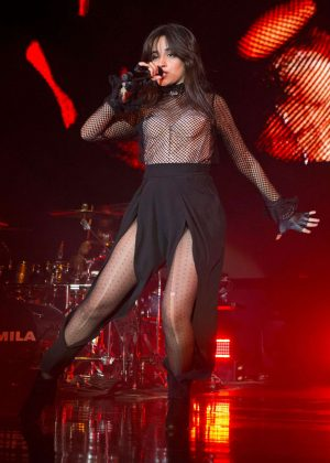 Camila Cabello - Live in concert at The Fillmore in Philadelphia