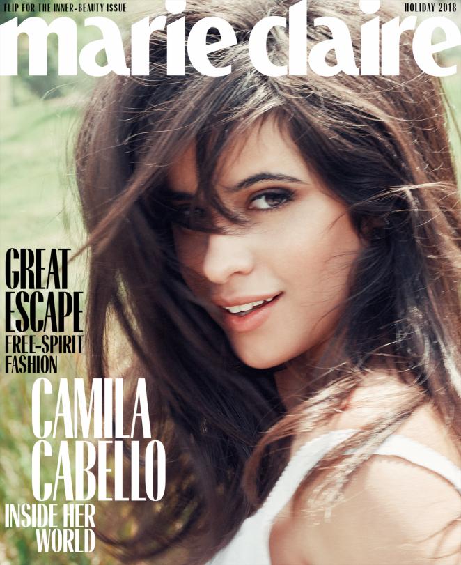 Camila Cabello – Marie Claire US Magazine 2018