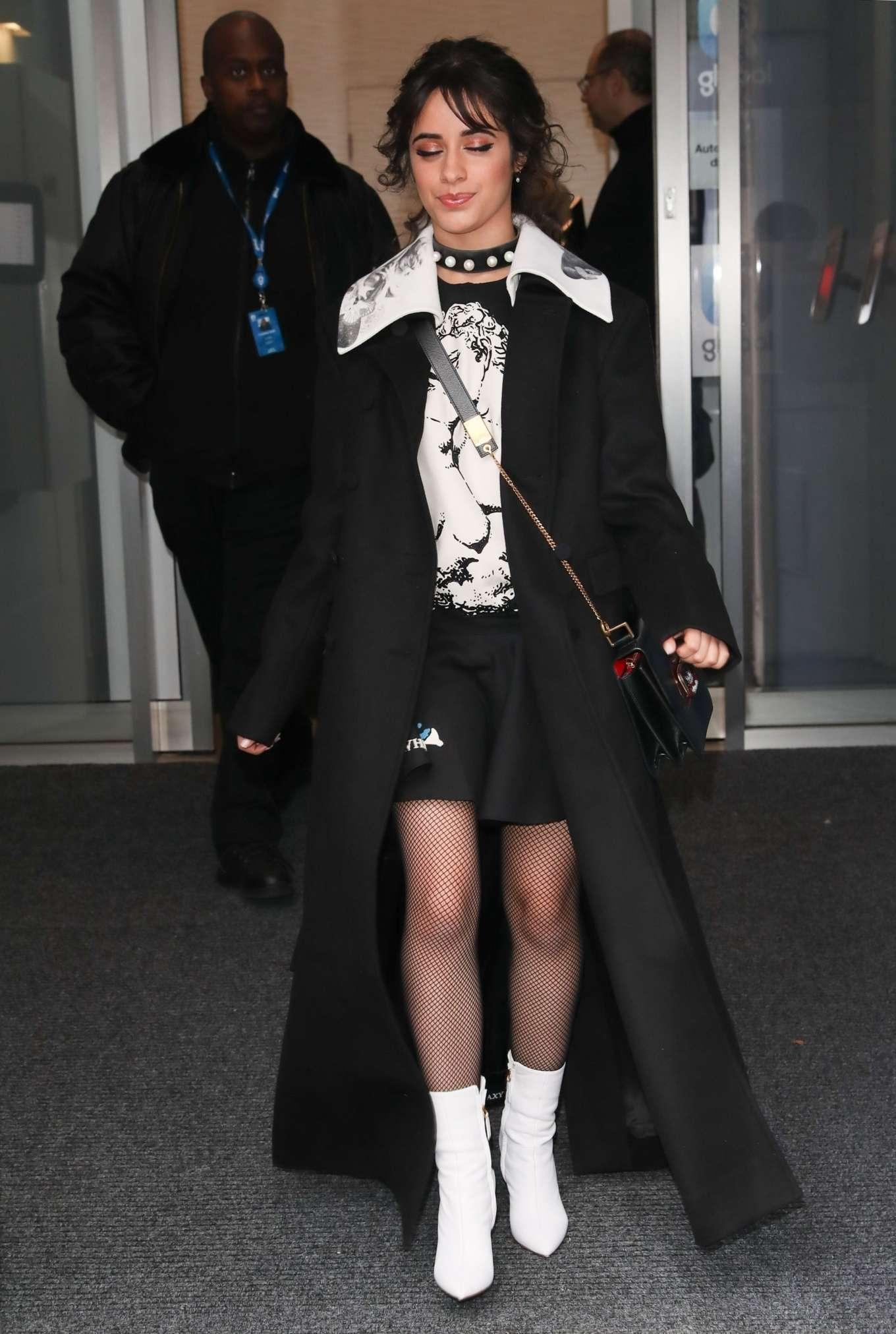 Camila Cabello - Outside the Capital Breakfast show in London