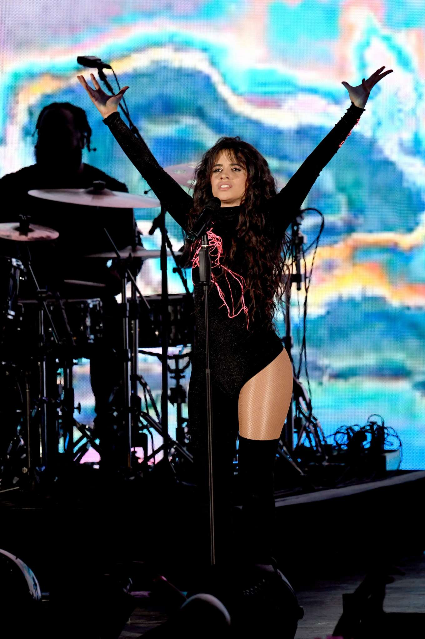 Camila Cabello - Performing at We Can Survive Concert in Los Angeles