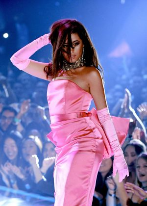 Camila Cabello - Performs at 2018 iHeartRadio Music Awards in Inglewood
