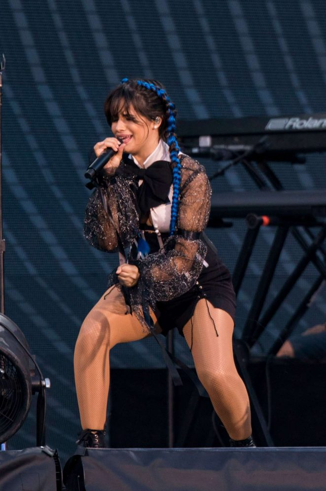 Camila Cabello – Performs at MetLife Stadium in East Rutherford