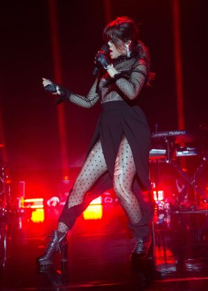 Camila Cabello - Performs at the O2 Academy in Birmingham