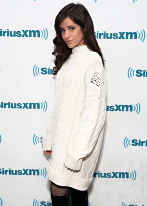 Camila Cabello - Performs Live on SiriusXM in New York